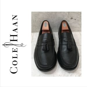 COLE HAHN {10} Pinch Grand Classic Tassel Loafers